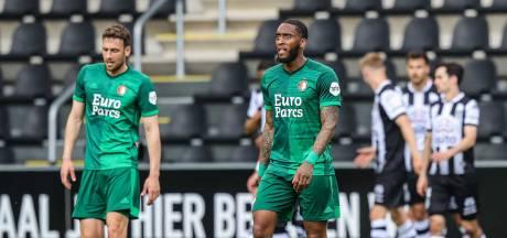 Feyenoord kan direct Europees ticket vergeten na gelijkspel bij Heracles