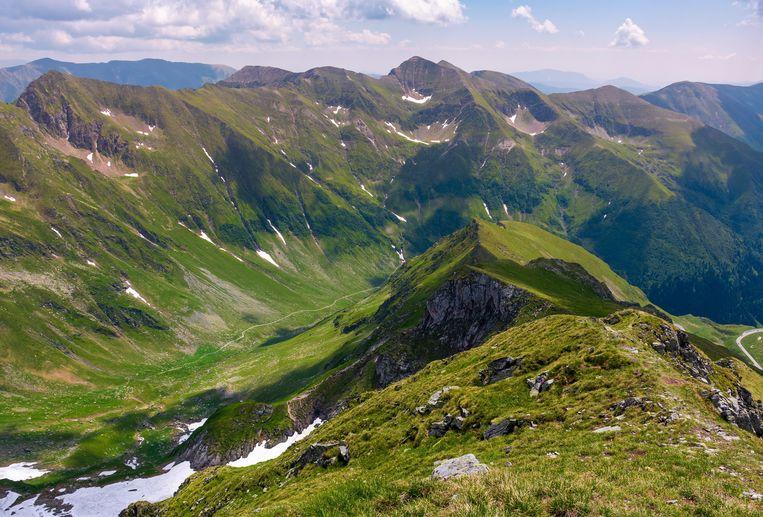 De Zuidelijke Karpaten. Beeld BELGA © M.Pellinni