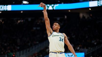 """Milwaukee Bucks boekt vijftiende zege op rij in NBA: """"Onwaarschijnlijke reeks"""""""