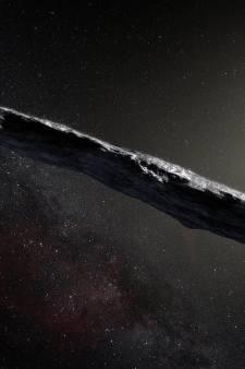 Zijn er echt aliens langsgekomen in 2017? 'Denk groot en verwacht het onverwachte'