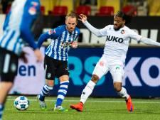 FC Eindhoven diep in blessuretijd naast Telstar: stormram Biemans het goudhaantje