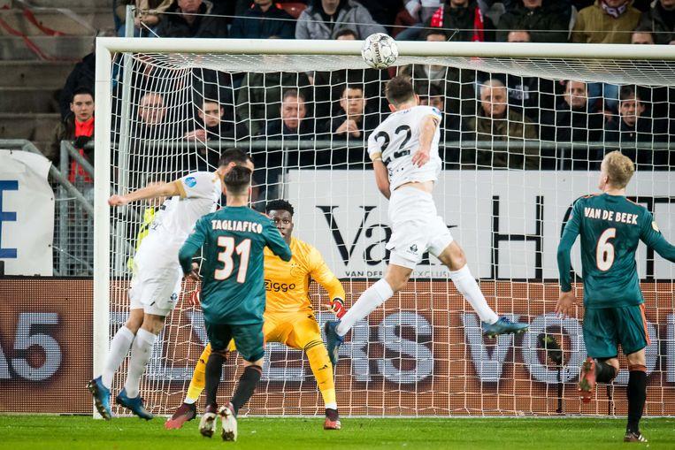 FC Utrecht - Ajax. Beeld ANP Sport