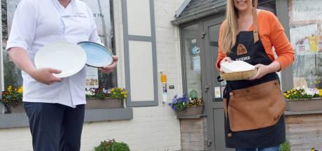 Restauranthouder is vijfhonderd porseleinen borden kwijt door afhaalmaaltijden: 'Ik hoop dat mijn klanten ze terugbrengen'