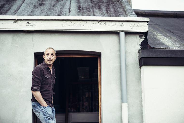 """Jan Eelen: """"Ik kwam er in reeks één al achter dat die scènes de minst interessante waren."""" Beeld Joris Casaer"""