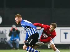 Drama-avond voor FC Eindhoven: drie geblesseerde basiskrachten en nul punten bij Jong AZ