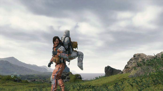 Death Stranding op PS4