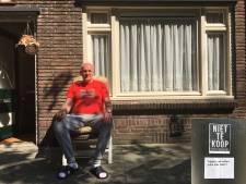 Stil protest Zuilenaren tegen verkoop sociale huurwoningen