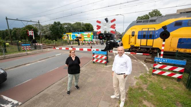 Laatste hoop voor inwoners Ede-Zuid vervliegt:  geliefde overweg gaat snel dicht, geen zicht op tunnel