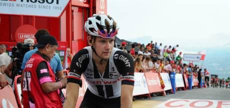 Lennard Hofstede maakt zich op voor Giro