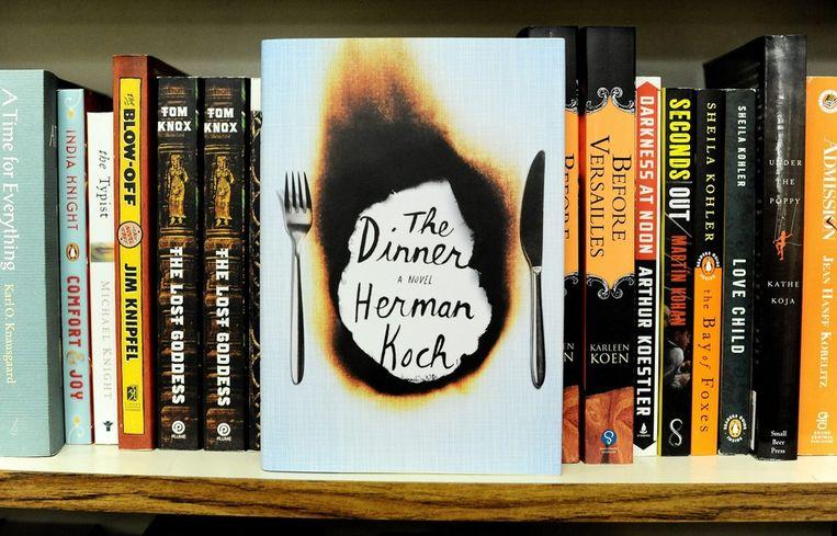 De Engelstalige versie van Het Diner. Beeld epa