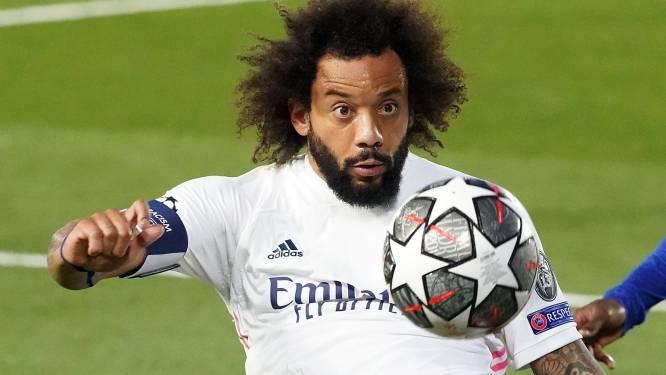 Real kan dankzij goedhartige oudere dame toch rekenen op Marcelo, ook Ramos, Valverde en Mendy mee naar Londen
