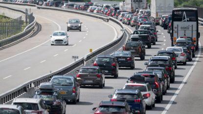 Druk weekend verwacht op Belgische en Europese wegen