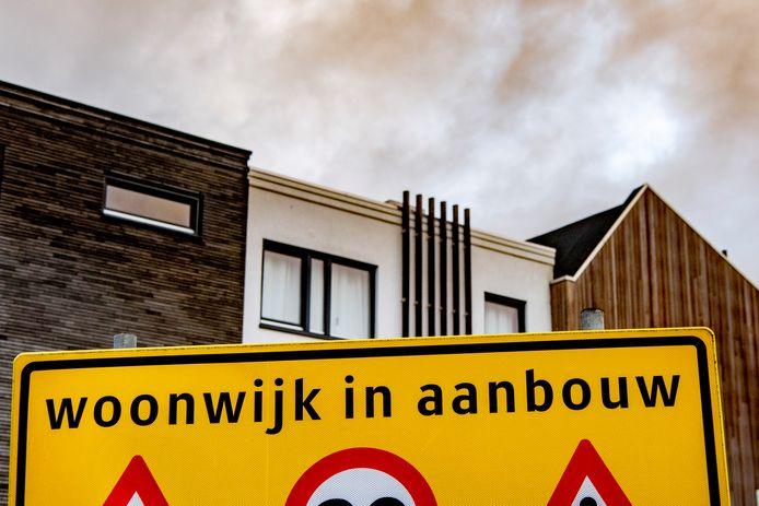 NIeuwbouwhuizen in eerste instantie voor de eigen inwoners.