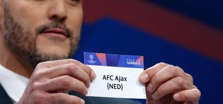 Ajax bij Champions League-loting in Pot 2 na nederlaag Benfica