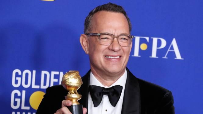 """Tom Hanks, de laatste vriendelijke kerel in Hollywood: """"Hij kent iedereen op de set bij naam, en hij betaalt ook de koffie"""""""
