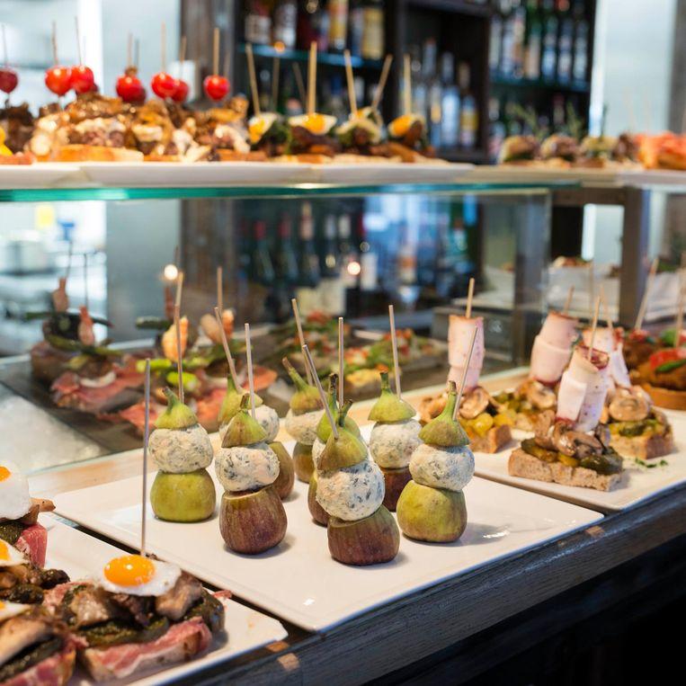 Restaurant La Oliva. 'Ongecompliceerd, goed en gezellig' Beeld Charlotte Odijk