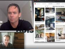 Skypen met Michiel: 'Hoe verbind ik de keuken met de woonkamer?'