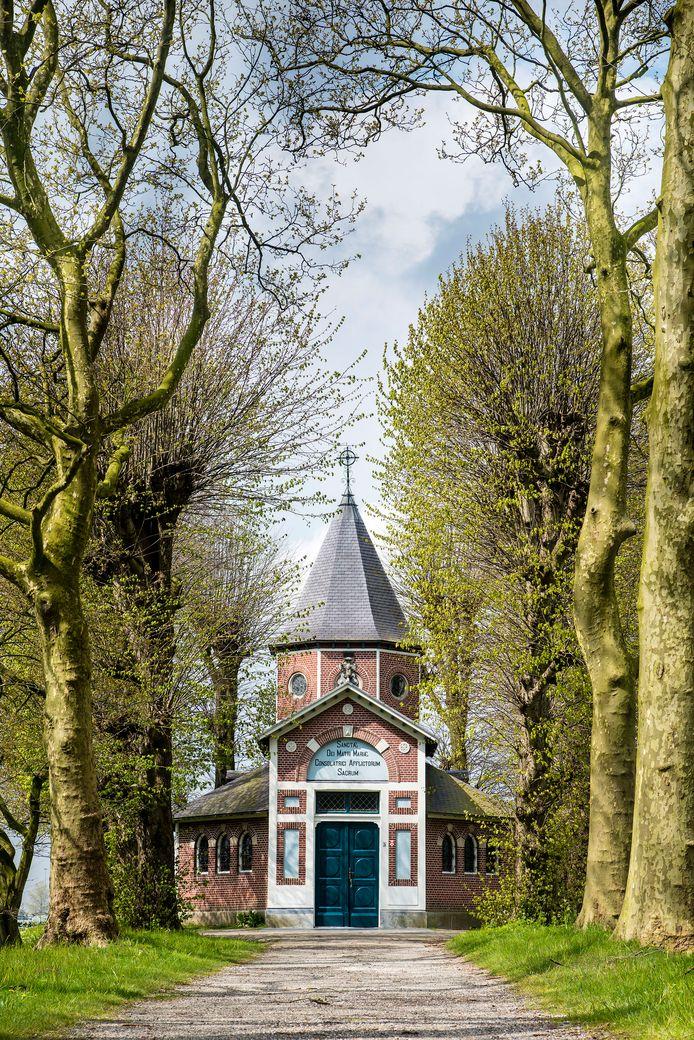 De Kapelberg in Roosendaal.