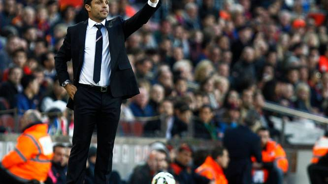Sergi Barjuan va assurer l'intérim à la tête du FC Barcelone