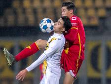 NAC-talent Azzagari weinig opgeschoten dit seizoen