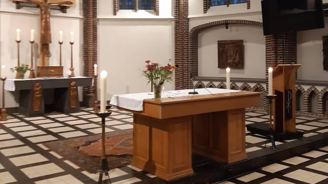 Heusdense sta-in-de-weg is verhuisd naar achterkant priesterkoor: meer mogelijkheden voor concerten