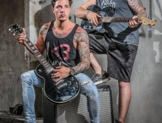 Maak kennis met Slash en Izzy, de Antwerpse tweeling die genoemd is naar de gitaristen van Guns N' Roses
