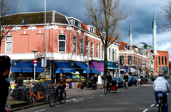 De Utrechtse Kanaalstraat.