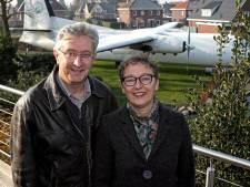 Brabants 'Vliegtuigkoppel' Esther en Gerhard kijkt uit naar aflevering Bed & Breakfast