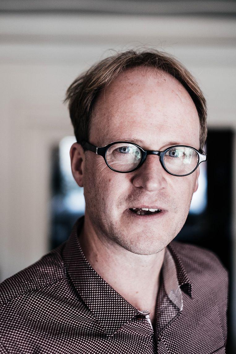 Patrick Loobuyck. Beeld Wouter Van Vooren