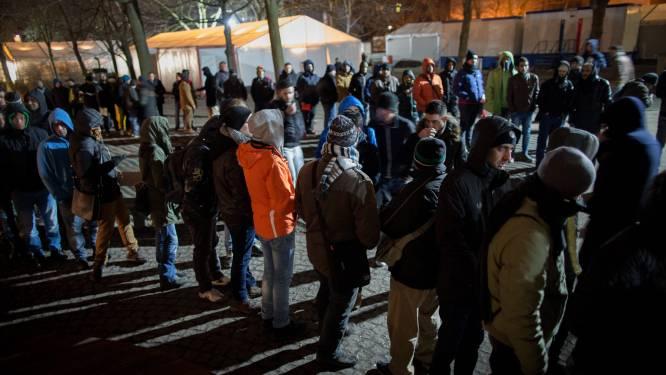 Duitse regering verwacht 3,6 miljoen vluchtelingen tegen 2020