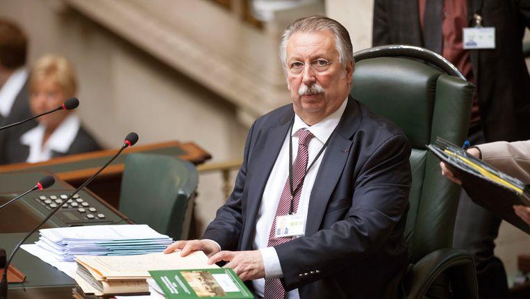 Kamervoorzitter André Flahaut (PS). Beeld PHOTO_NEWS