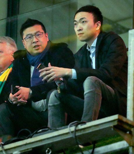 王淳 verklaart ADO de oorlog, daar zijn ze 'not impressed'