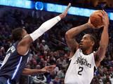 Leonard leidt Clippers met 36 punten langs Mavericks