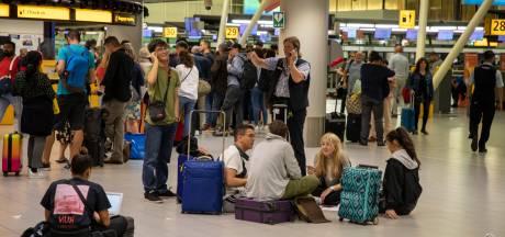 TNO: Geen verband tussen storingen Schiphol van afgelopen zomer