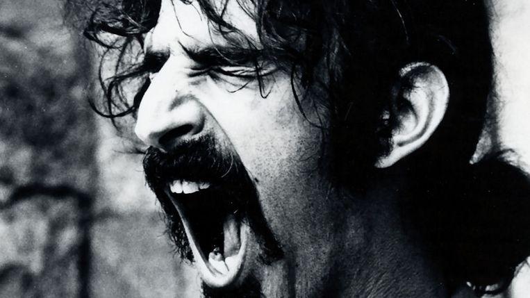 Frank Zappa. Beeld rv