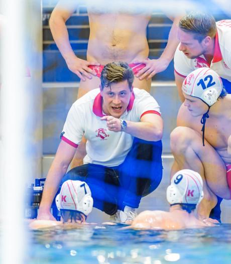 Ontslag coach deert UZSC niet; waterpoloërs blijven winnen
