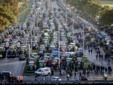 Voorlopig geen tractorverbod voor boerendemonstratie in De Bilt