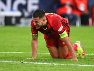 Zoveelste domper voor Eden Hazard: Rode Duivel niet in selectie Real Madrid voor Champions League