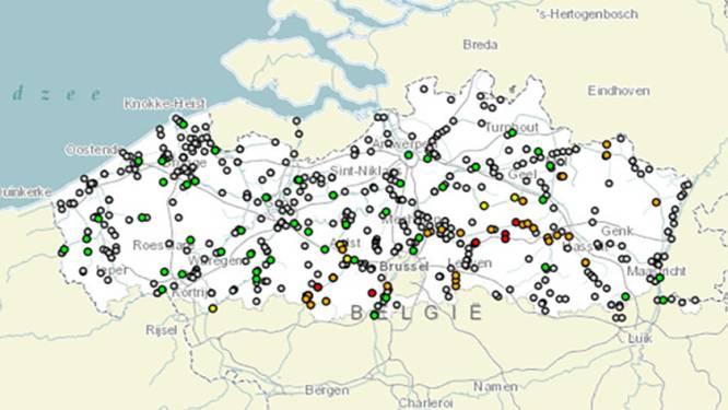 Check hier hoe groot het overstromingsgevaar in uw gemeente nog is