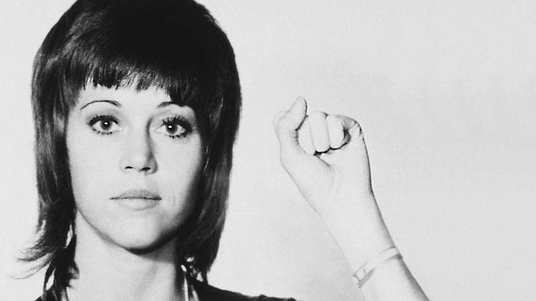 Jane Fonda Five Acts. Beeld