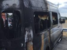 Vrijwilligersorganisatie met handen in het haar: wéér rolstoelbus uitgebrand