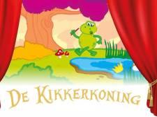 Sprookje komt uit: Oss' kinderboek De Kikkerkoning is eindelijk af