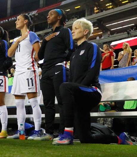 La fédération américaine de football abroge l'interdiction de s'agenouiller pendant l'hymne