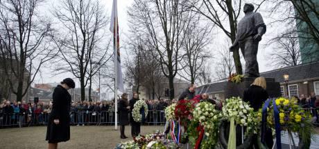 Trams minuut stil voor herdenking Februaristaking