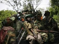 Combats dans l'est du Congo entre l'armée et des rebelles