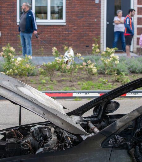 Kijktip: dit is de schade na een nacht vol autobranden in Ede