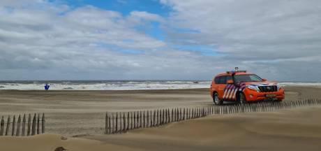 Jongeman in rode zwembroek gevonden na vermissing bij zee Katwijk