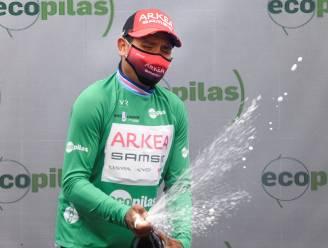 KOERS KORT. Quintana pakt eindwinst in Ronde van Asturië, dagzege gaat naar Latour