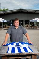 """Angerlo Vooruit-voorzitter Dirk Willem Tiecken: ,,We hebben er 42 nieuwe leden bij."""""""