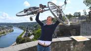 Christophe Deborsu toont je de mooiste fietswegen van Wallonië